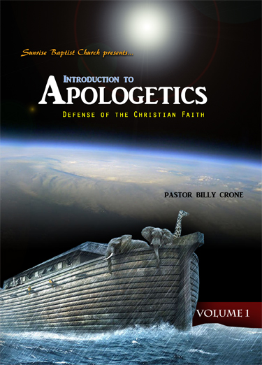 Introduction to Apologetics - Volume 1